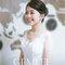 白紗造型 台南新秘Gem》清新透亮韓式風格新娘造型 - 奇美博物館聯合婚禮
