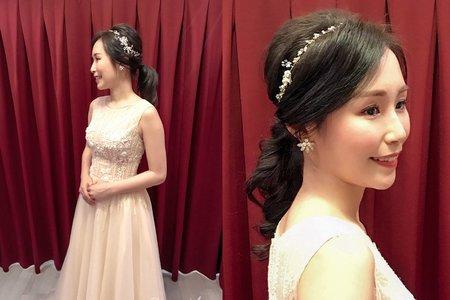 Gem Lee 婚禮美妝造型 X 韓系仙女小清新