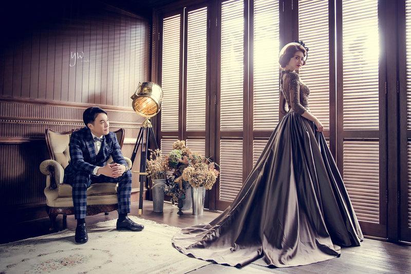 【經典方案】-含拍攝禮服作品