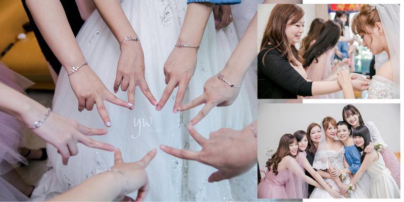 【婚禮攝影】平面+動態同時下定享優惠作品