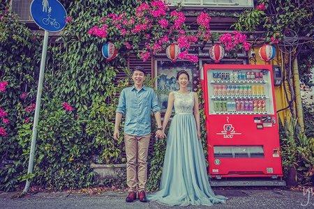 海外婚紗--沖繩