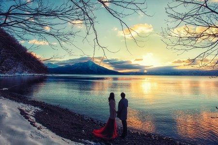 海外婚紗--北海道