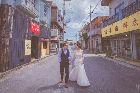 【海外婚紗】沖繩