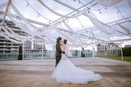 【婚禮平面紀錄】大直典華 整日拍攝