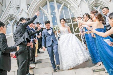 【婚禮平面記錄】雙儀午宴  斐麗詩莊園