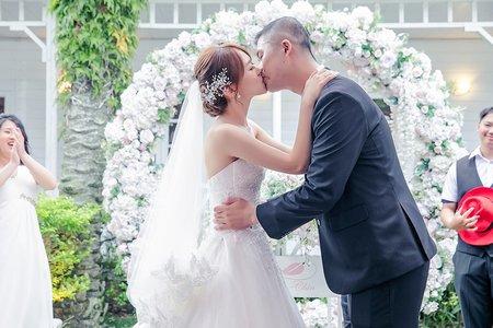 【婚禮】青青食尚會館 / 文訂迎娶午宴