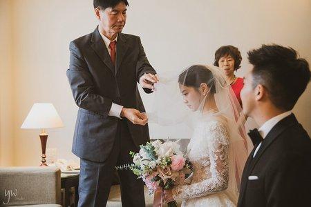 【婚禮】慶泰大飯店 / 文定+迎娶+午宴