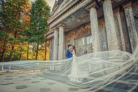 【婚紗】婚紗基地 愛麗絲的天空