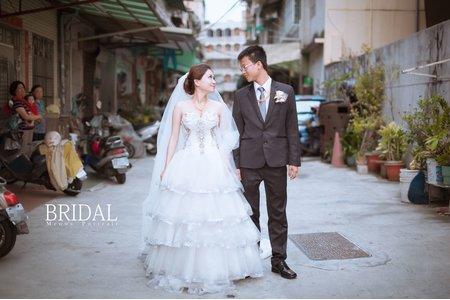 婚禮紀錄|凱迪+甄珍