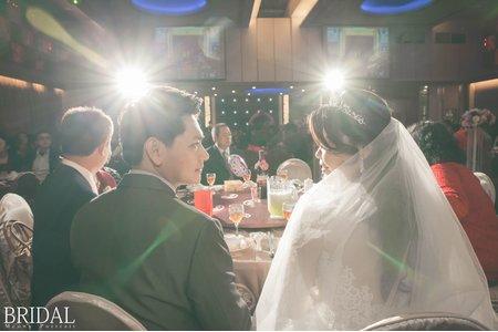婚禮紀錄|喬翔 + 緗昀 (結婚)