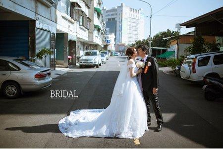 婚禮紀錄|ALAN + RECHAL