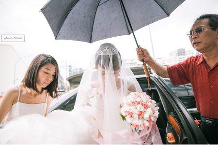 婚禮紀錄|柏瑋 + 雅君