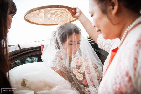 婚禮紀錄|清壕 + 雅微