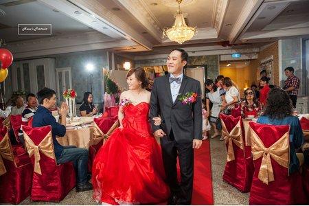 婚禮紀錄|進聰 + 緗螢 (訂婚)