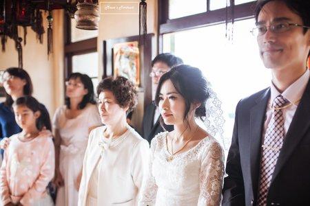 婚禮紀錄|萬景 + 詩婷