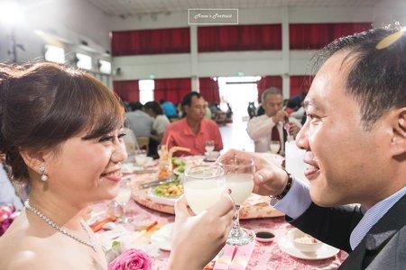 婚禮紀錄|進聰 + 緗螢 (結婚)