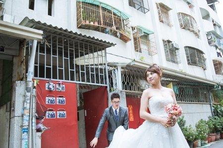 婚禮紀錄|培熙 + 婉琳 (訂結儀式)