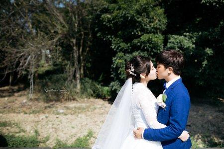 婚禮紀錄|政威 + 雨柔