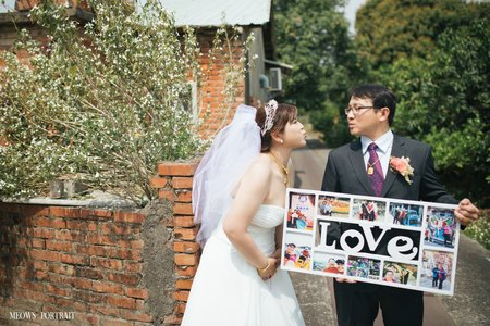 婚禮紀錄|建富 + 佩玲