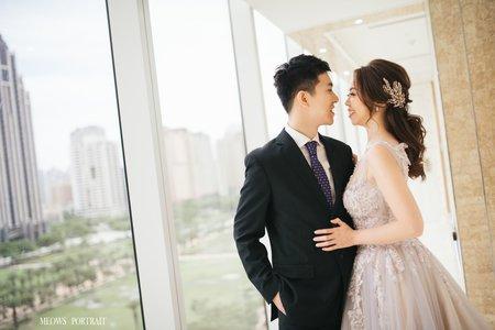 婚禮紀錄|韋德 + 子芩|高雄 The 林皇宮|婚禮攝影|高雄婚攝