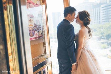 婚禮紀錄|李桀 + 宛芯