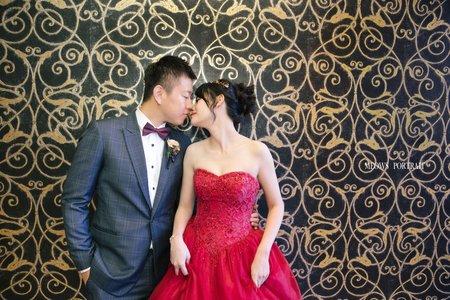 婚禮紀錄|瑋傑 + 沁瀅