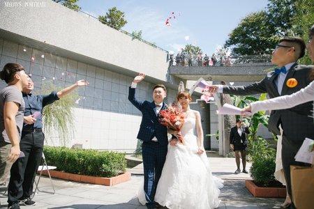 趙喵喵婚禮紀實|俊明 + 尉屏|水源福利會館-雙和店|婚禮攝影|高雄婚攝