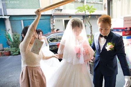 趙喵喵婚禮紀實|紋嘉 + 雅娟|永安西海岸龍膽專賣餐廳|婚禮攝影|高雄婚攝