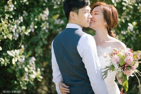 趙喵喵婚禮紀實|正威 + 沛芸 |天使花園休閒農場|婚禮攝影|高雄婚攝