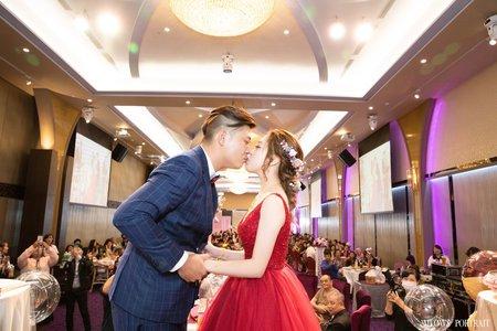 趙喵喵婚禮紀實|銘偉 + 于庭 |和樂宴會館|婚禮攝影|高雄婚攝