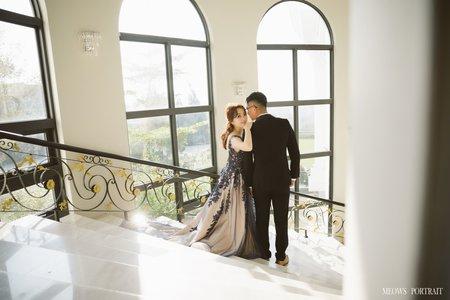 趙喵喵婚禮紀實|麟逸 + 瑜萍 |彰化遇見幸福景觀餐廳|婚禮攝影|高雄婚攝