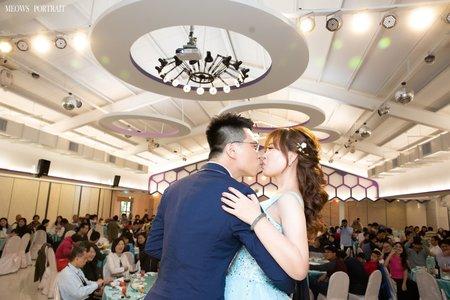 趙喵喵婚禮紀實|星維 + 佩婷|大成庭園餐廳|婚禮攝影|高雄婚攝