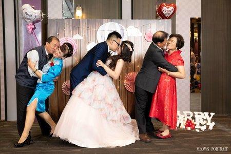 趙喵喵婚禮紀實|盛欽 + 鈞琳|陳家宴席會館|婚禮攝影|高雄婚攝