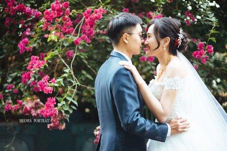 趙喵喵婚禮紀實|鉑堯 + 鳳瑛|8大森林樂園婚宴會館|婚禮攝影|高雄婚攝