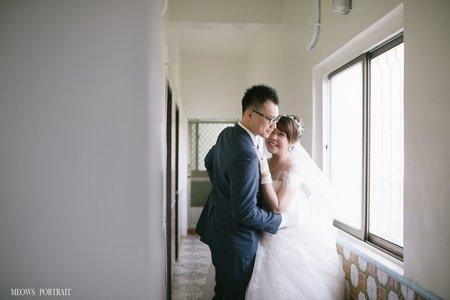 趙喵喵婚禮紀實|彥呈 + 郁湘|弘州商務旅館|婚禮攝影|高雄婚攝