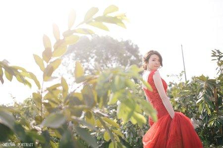 趙喵喵婚禮紀實|建成 + 秀錦 (文定 + 歸寧)|臻愛會館小樽日本料理|婚禮攝影|高雄婚攝