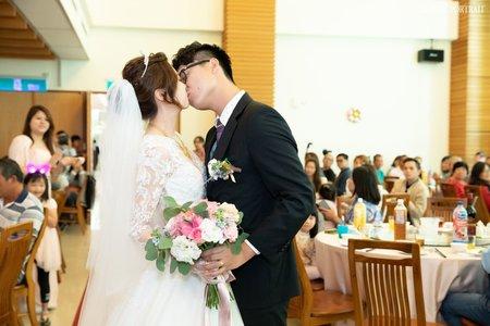 趙喵喵婚禮紀實|建成 + 秀錦 (結婚)|走馬瀨農場蘭花會館|婚禮攝影|高雄婚攝