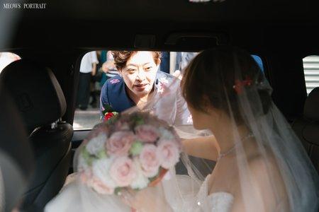 趙喵喵婚禮紀實 志亨 + 昱涵 雅悅會館台南館 婚禮攝影 高雄婚攝