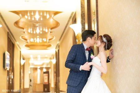 趙喵喵婚禮紀實|承宏 + 瓊珊|華漾中崙店|婚禮攝影|高雄婚攝