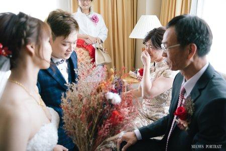 趙喵喵婚禮紀實 | 婚禮平面記錄服務