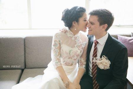 趙喵喵婚禮紀實|Rafael + 嘉晨|西子灣沙灘會館|婚禮攝影|高雄婚攝