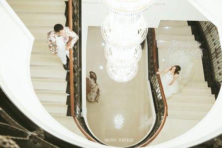 趙喵喵婚禮紀實|德懿 + 宛真|富霖華平宴會館|婚禮攝影|高雄婚攝