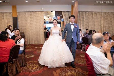 趙喵喵婚禮紀實|立偉 + 佳琪(訂婚)| 江屋日本料理-東區店|婚禮攝影|高雄婚攝