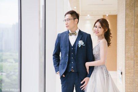 趙喵喵婚禮紀實|哲盛+婉菁| 高雄林皇宮|婚禮攝影|高雄婚攝