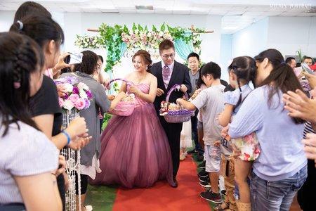 趙喵喵婚禮紀實|啓佑+桂郁| 橋頭區五林國小|婚禮攝影|高雄婚攝