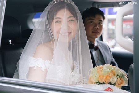 趙喵喵婚禮紀實|偉昌+婉柔| Hù House互舍酒店|婚禮攝影|高雄婚攝