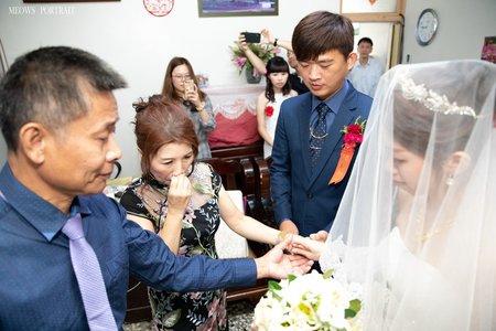 趙喵喵婚禮紀實|孟修+莞渝| 雲林自家流水席|婚禮攝影|高雄婚攝