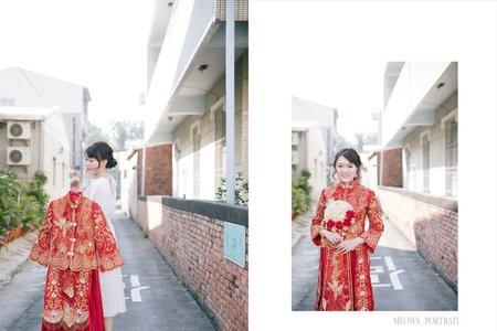趙喵喵婚禮紀實|立森+玲瑋| 東東宴會式場-永大幸福館|婚禮攝影|高雄婚攝