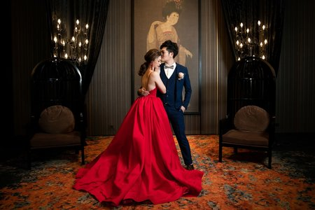 趙喵喵婚禮紀實|孟葦+偲瑀|台鋁晶綺盛宴黃金廳|婚禮攝影|高雄婚攝