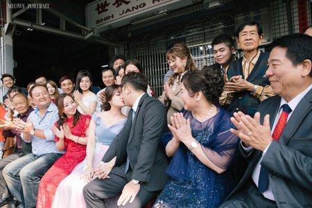 趙喵喵婚禮紀實|豐德+品潔|享溫馨囍宴會館|婚禮攝影|高雄婚攝